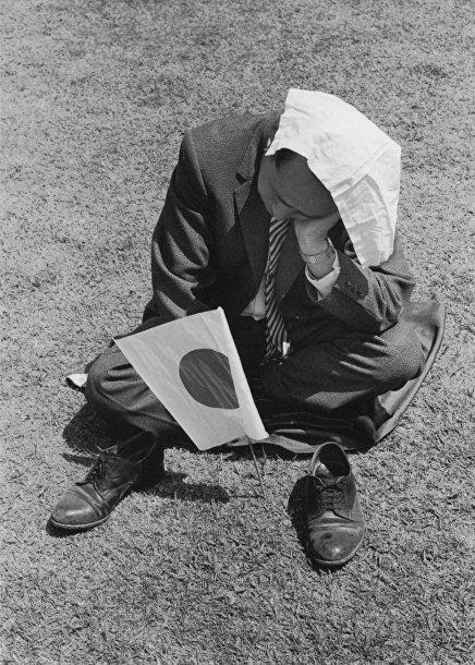 Токио, 1962 (Ясухиро Исимото)