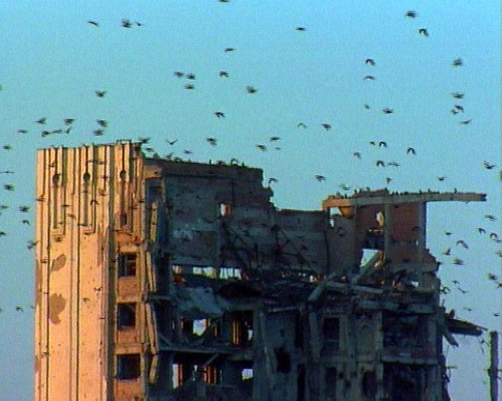 Последствия войны в Грозном