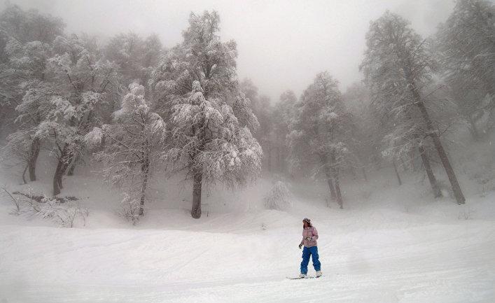 Отдых на горнолыжном курорте Красной Поляны