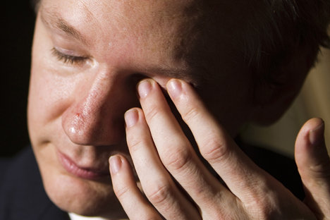 Основатель WikiLeaks Джулиан Ассанж арестован в Британии