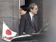 Япония отзывает своего посла в Москве из-за спора по поводу островов