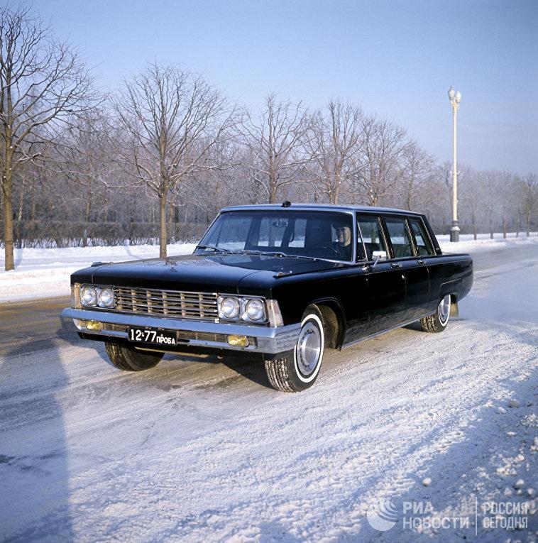Автомобиль ЗИЛ-114