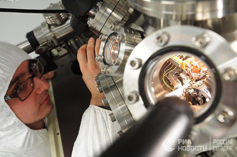 Учебно-инженерный центр нанотехнологий МГТУ имени Н.Э. Баумана