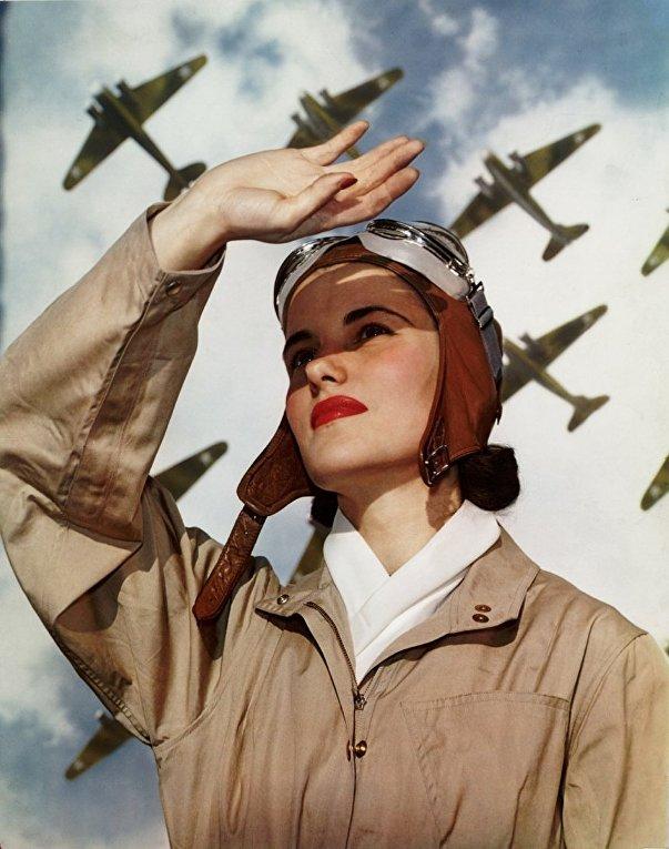 Николас Мюрей «Солдаты неба», 1940