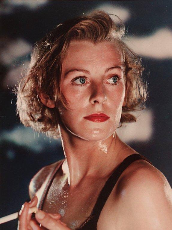 Гордон Крокер «Портрет Маргарет Саллаван», 1938