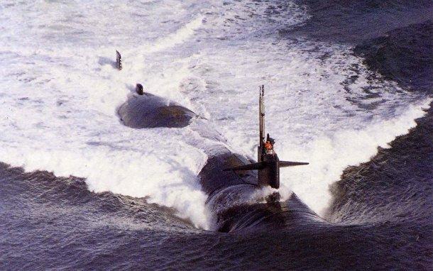 Подводная лодка USS Haddo