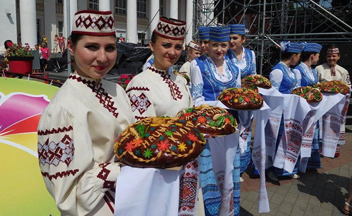 XI фестиваль национальных культур прошел в белорусском Гродно