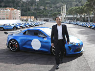 Председатель и генеральный директор Renault Карлос Гон