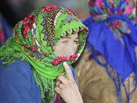 Женщина из Узбекистана