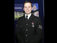 Британский полицейский Ник Бейли