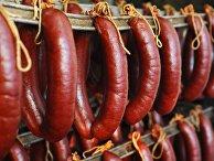 Колбасное производство в Тамбовской области