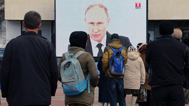 Dagens Nyheter (Швеция): Путину выгодно винить во всем Запад  пока это еще работает