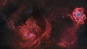 Туманность Розетка