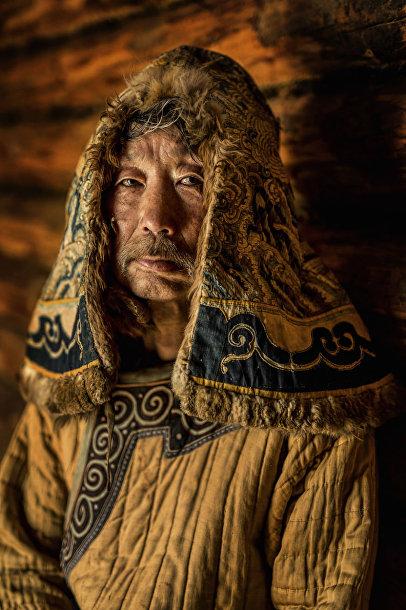 Мужчина из народа нивхи