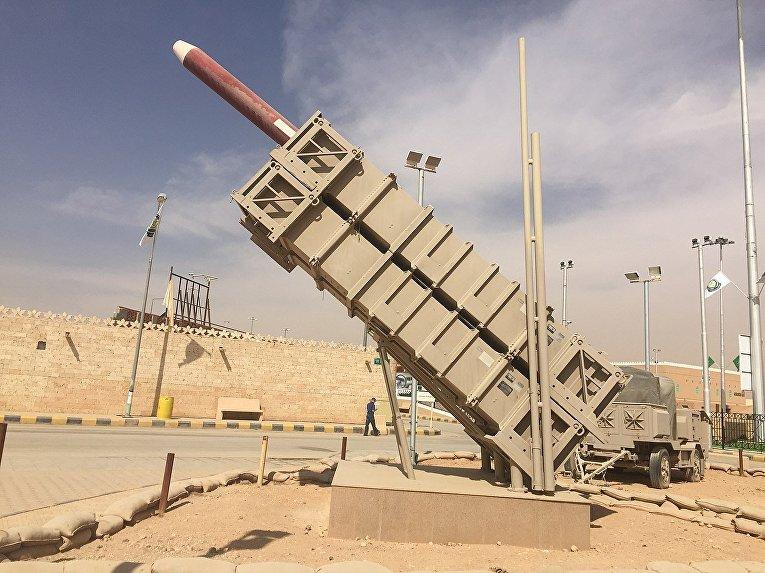 Американский противоракетный комплекс «Пэтриот»