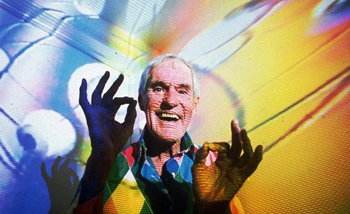 Американский ученый и исследователь психоделических препаратов Тимоти Лири
