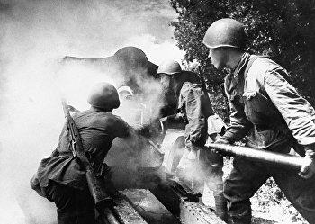 Солдаты Великой Отечественной войны