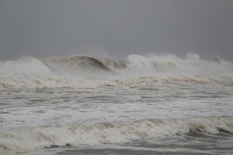Ураган в Панаме
