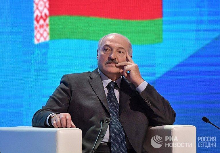 Визит президента РФ В. Путина в Белоруссию