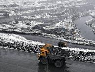 """Угольный разрез """"Колыванский"""" в Новосибирской области"""