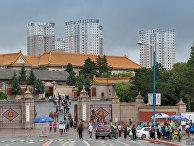 Маньчжурия, Китай