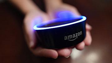 Смарт-динамик Amazon Echo