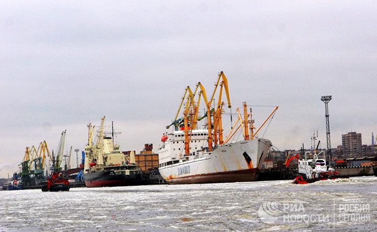 "Терминал ОАО ""Морской порт Санкт-Петербург"""