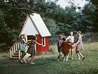 Дети московского детского сада №367