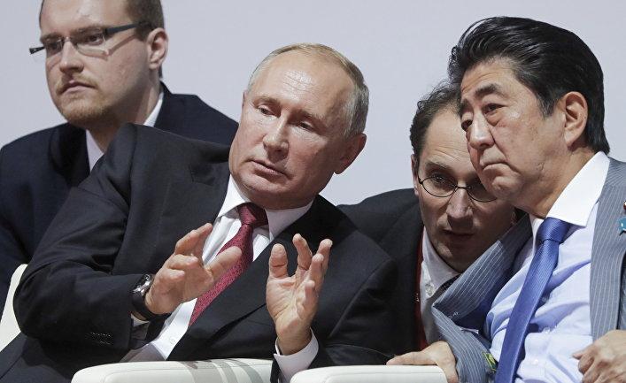 Японские СМИ о проблеме Курил: Россия, перестань вести себя упрямо