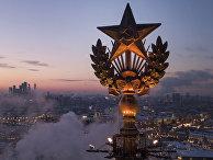 Высотное здание на Котельнической набережной в Москве