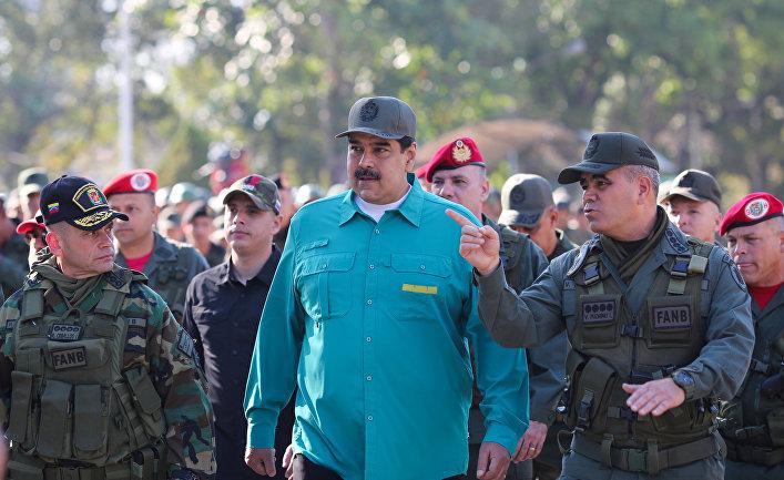 The Wall Street Journal: Мадуро – человек Путина в Каракасе