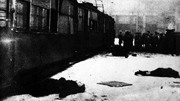 Блокада Ленинграда, жертвы артобстрела