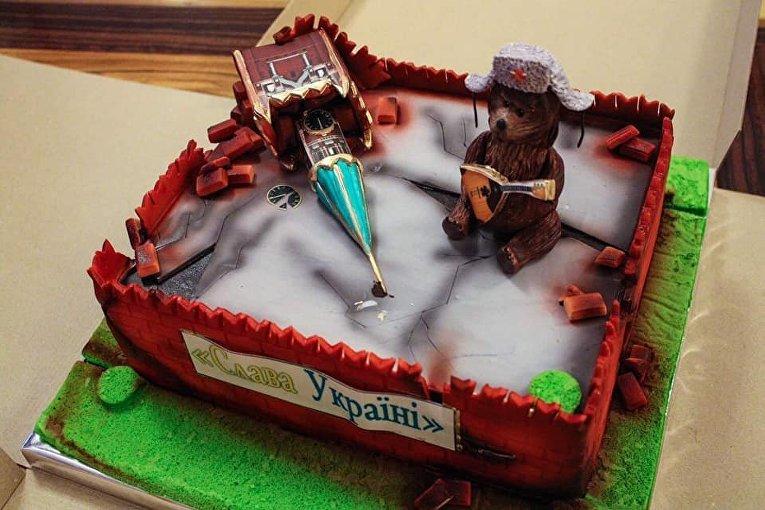 Торт для министра