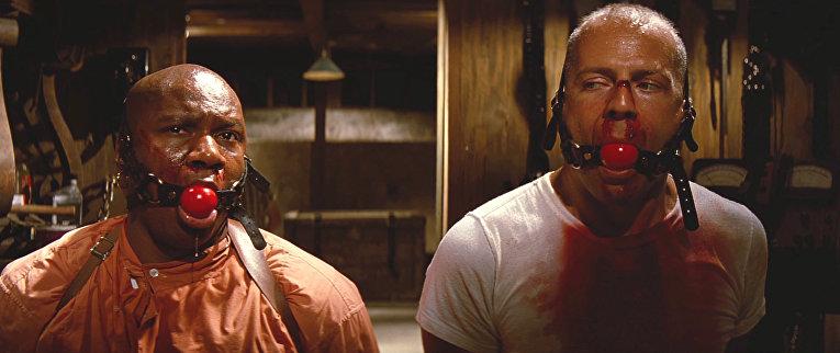 Кадр из фильма «Криминальное чтиво», 1994