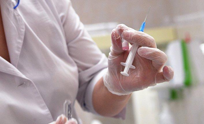 Вакцинация от кори в Москве