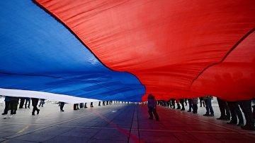 Празднование Дня воссоединения Крыма с Россией