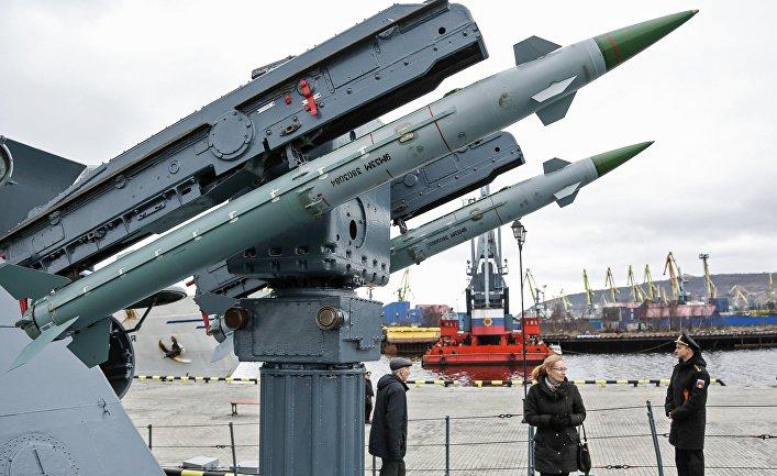 Экспозиция «Военный Мурман» в военно-морском музее Северного флота