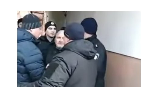 Порошенко послали в Харькове