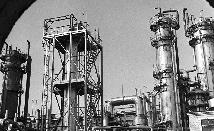 Ионавский завод азотных удобрений в Литве