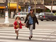 На одной из улиц Парижа