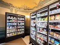 Супермаркет в немецком Висбадене