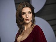 Американская модель Эмили Ратаковски