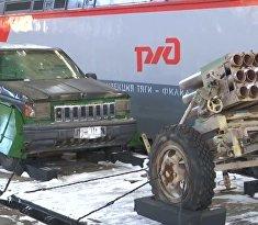 Россияне увидят оружие сирийских боевиков