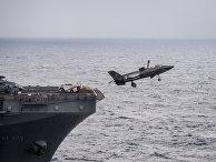 """Истребитель F-35B """"Лайтнинг"""""""