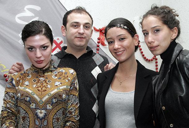 Группа «Стефан и три джи»