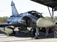 Французский истребитель Mirage 2000D. Архивное фото