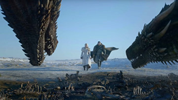 Трейлер Игры престолов