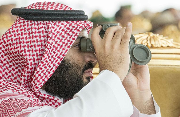 Фактический правитель Саудовской Аравии Мухаммед ибн Салман