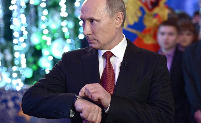Поездка Владимира Путина в Хабаровск
