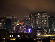 Вечерний Каракас